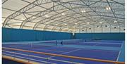 Portsmouth Tennis Centre Indoor Court