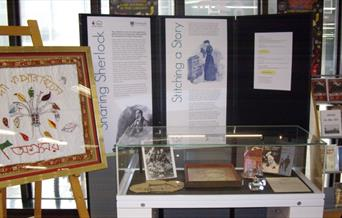 Exhibition on show at Portsmouth Central Library