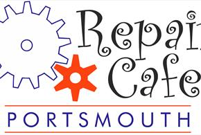 Repair Cafe Portsmouth logo