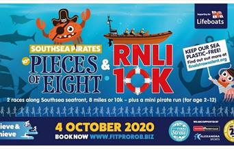 Pieces of Eight & RNLI 10k