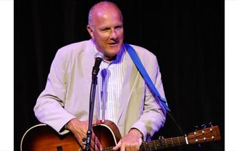 Richard Digance in The Live Lounge