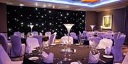 Event dining at Solent Hotel