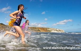 Scenic Solent Cruises: Ryde & Sandown - copyright Visit Isle of Wight