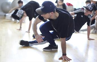 Funk Format Street Dance Classes for Kids aged 7+
