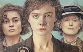 Press shot for Suffragettes