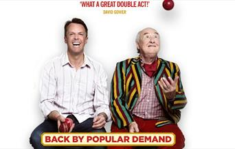 Graeme Swann's Great British Spin Off with Henry Blofeld