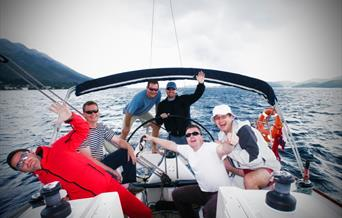 Sailing trips with Synergy Sailing