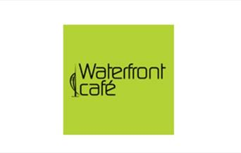 Waterfront Cafe Logo