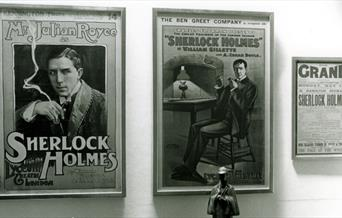 William Gillette posters