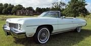 Chevy Caprice Convertible 'Nancy'