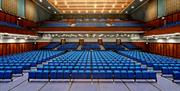 Image of the Auditorium at Portsmouth Guildhall