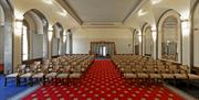 Image of Banqueting Room at Portsmouth Guildhall