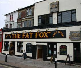 The Fat Fox / Atrium