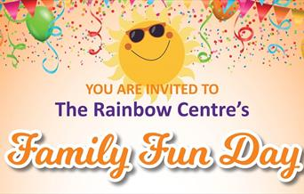The Rainbow Centre's Family Fun Day