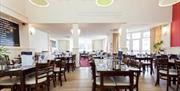 Portsmouth Royal Maritime Club restaurant - Horatios
