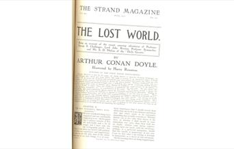 The Lost World, Strand Magazine