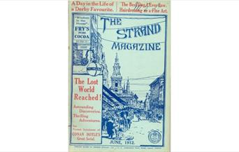 June 1912 edition of the Strand Magazine